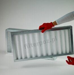 filtr kasetowy g4